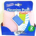 Wholesale Terry Net Scouring Sponge Pads 2 pack
