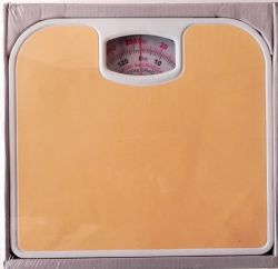 Wholesale Bathroom Scale Beige Non Skid