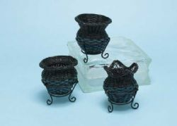 Wholesale Small Wicker VASE