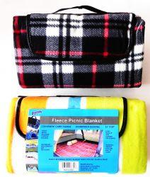 Wholesale Fleece Picnic Beach Blanket
