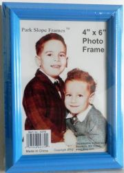 Wholesale 4 x 6 Inch Light Blue PIcture Frame