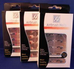 Wholesale Salon Perfect Airbrush NAILS Fake NAILS
