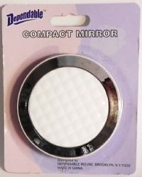 Wholesale COMPACT Cosmetic  3.5 Inch Deluxe MIRROR