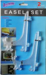 Wholesale 2 Pack Easel Set