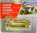 Wholesale Brass Plated Chain Door Guard