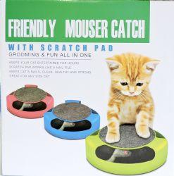 Wholesale Friendly Mouser Catch Cat Toy
