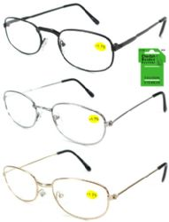 Wholesale 4.0 Reading GLASSES metal