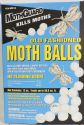 Wholesale Jumbo 12 Ounce Old Fashioned Moth Balls No Clinging Odor