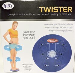 Wholesale Twister Twist Your way to a Trimmer Waist Exercise