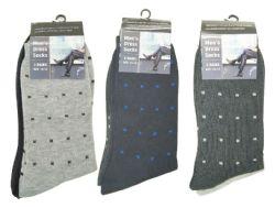 Wholesale 2 pack Mens DRESS Socks