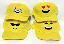 Wholesale Emoji Baseball Hats
