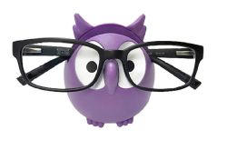 Wholesale Cute Owl Holder Stand for GLASSES, SunGLASSES, Eyeglass and Display Rack for a Smartphone