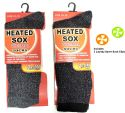 Wholesale Mens Heated Socks Includes Laundry Sock Locks