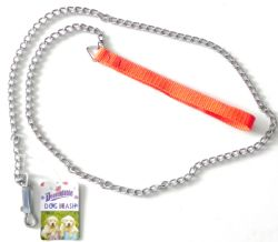 Wholesale 48 Metal Inch Dog Leash for Small and Medium Size Dogs