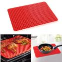 Wholesale Silicone Roast Pad Cooks Food Light and Crispy Leaves Food Juicy and Evenly Cooked