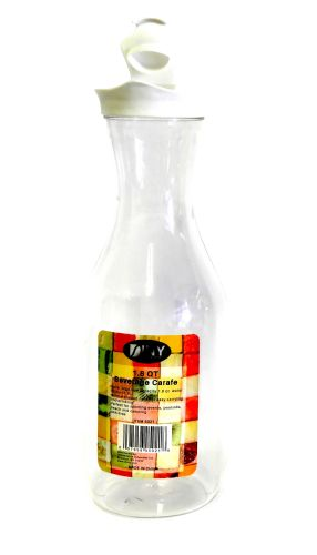 Wholesale 1 8 Quart Beverage Carafe - at - diiny com