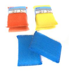Wholesale 2 pack Scouring Cleaning Sponges