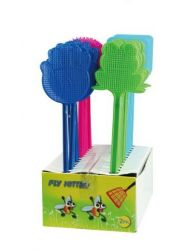 Wholesale 2 Pack Fly Swatter Plastic
