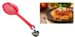 Wholesale Spaghetti and Pasta Strainer Spoon BPA Free