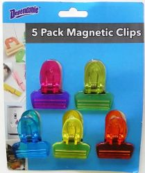 Wholesale Magnetic Clips 5 Pack