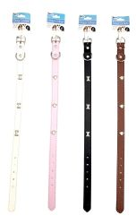 Wholesale 18 Inch Faux Leather Dog Collar