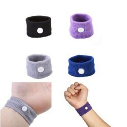 Wholesale Anti Nausea Wrist Band Acupressure Motion or Morning Sickness