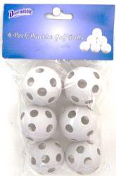 Wholesale Practice Plastic GOLF BALLS